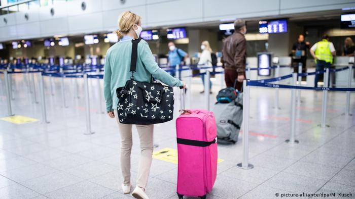 الأمن خلال الطيران وفي المطارات في زمن كورونا