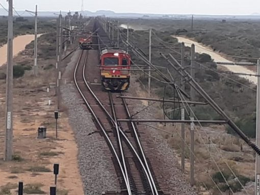 SA's 'Train of Hope' fights COVID-19 in the countryside