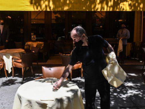New York City may delay indoor dining as coronavirus surges around U.S.