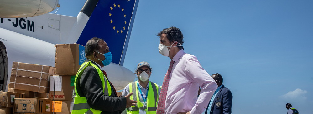 EU and WHO unite to deliver critical life-saving supplies to flood-affected areas in Somalia