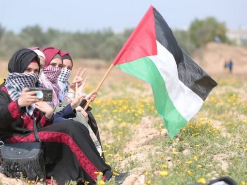 COVID-19 in Palestine: Living between hope and fear