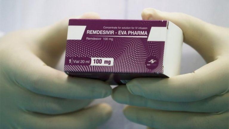 Coronavirus: US buys nearly all of Gilead's Covid-19 drug remdesivir