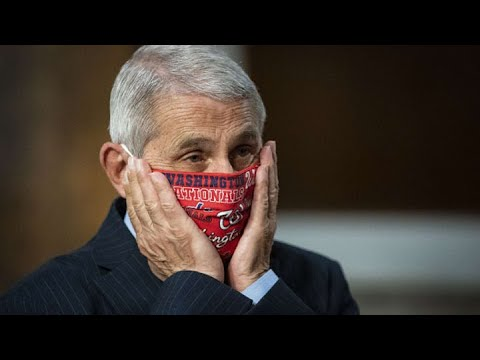 Dr. Anthony Fauci: U.S. coronavirus outbreak could top 100,000 new cases a day