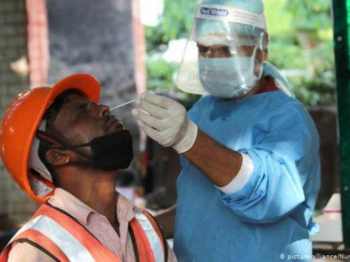 كورونا.. 25 مليون إصابة في العالم وارتفاع قياسي في الهند