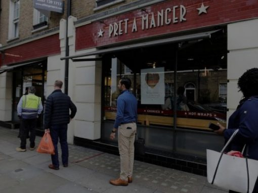 Coronavirus: Pret a Manger to cut staff hours