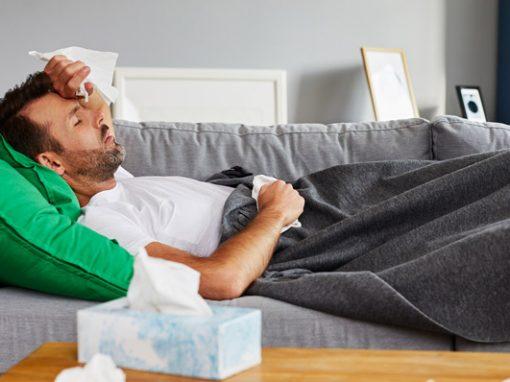 كيفية علاج أعراض فيروس كورونا في المنزل