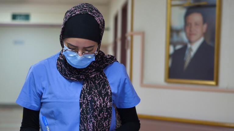 في منطقة شرق المتوسط..الأردن يسجل أعلى حصيلة أسبوعية لإصابات ووفيات كورونا..