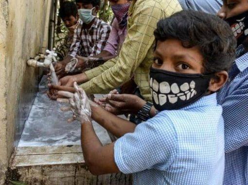 مصابو كورونا في الهند يقتربون من نصف المليون