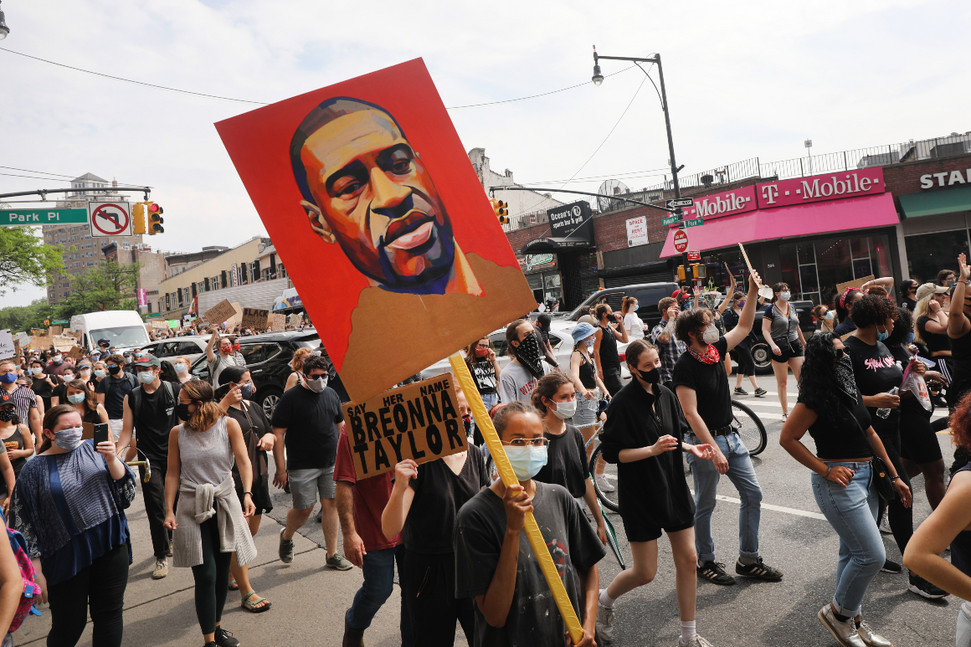 New York City reports no protest-related upticks in Covid-19
