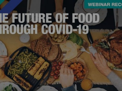 The Future of Food Through COVID 19
