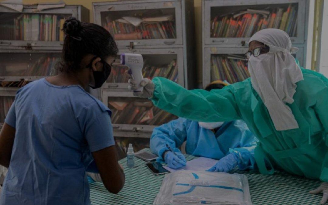 رجل أعمال هندي يحول مكتبه إلى مركز علاج من «كوفيد-19»