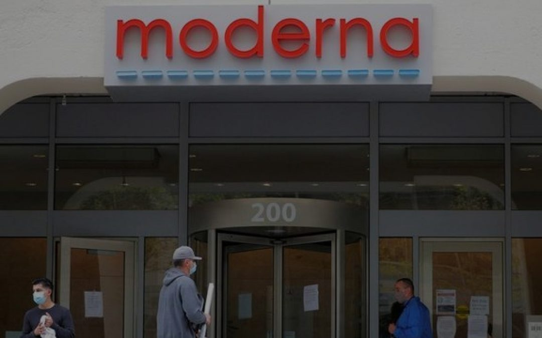 Moderna says more than 40% of participants enrolled for COVID-19 vaccine trial