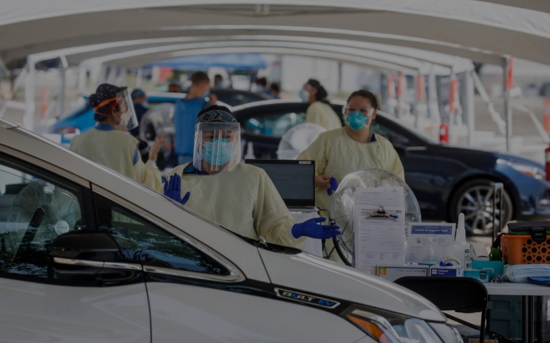 Santa Clara County opens new coronavirus site to test 1,000 people daily