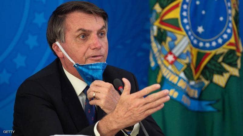 """الرئيس البرازيلى يحذر مواطنيه: لقاح فايزر سيحولكم إلى تماسيح و""""ينبت للمرأة لحية"""" !"""
