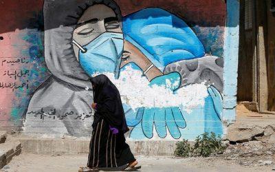 غزة: الوضع الوبائي خطير..أكثر من ألف إصابة بكورونا خلال يوم